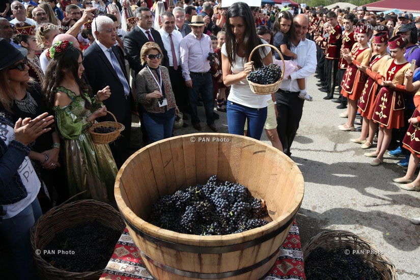 Фестиваль вина Арени - 3
