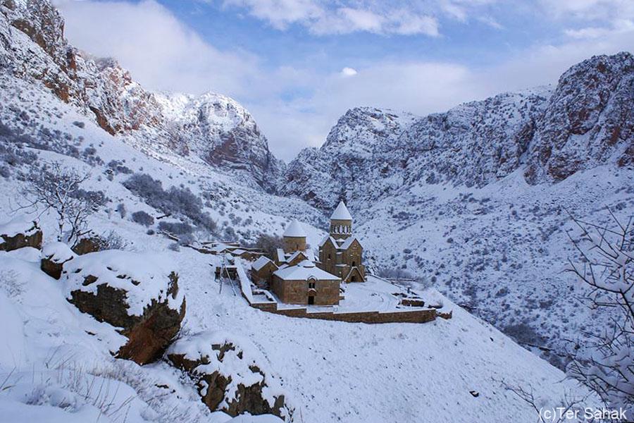 Зимний Нораванк