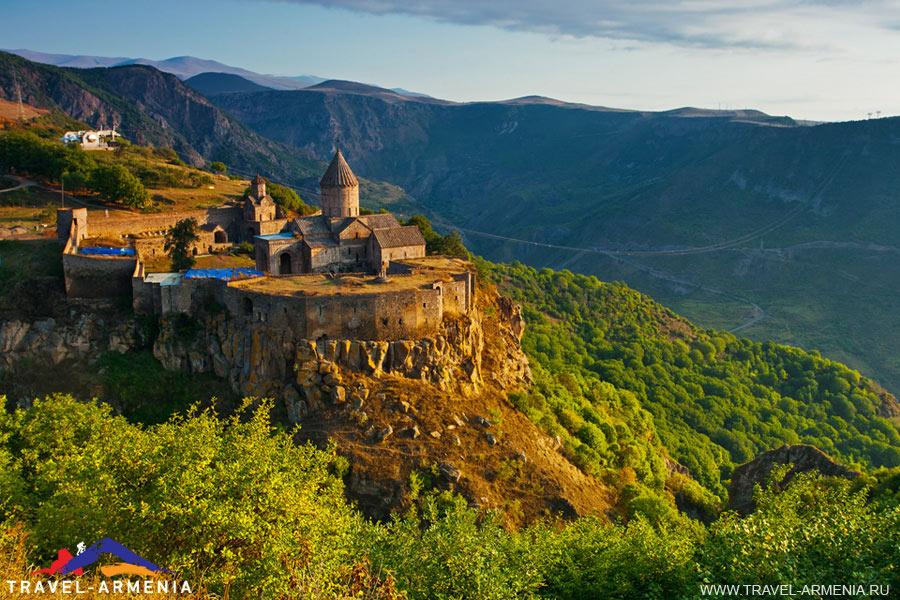 тур в Армению 5 дней