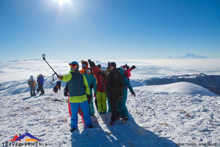Армения на новогодние праздники